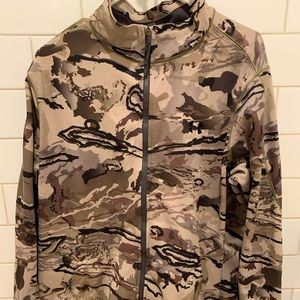 Under Armour Hunt Rut Fleece ZIP Up ( XXL )